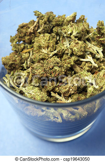 marijuana - csp19643050