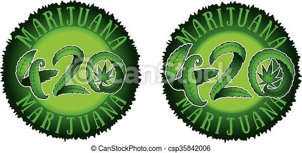 Marihuana-Text