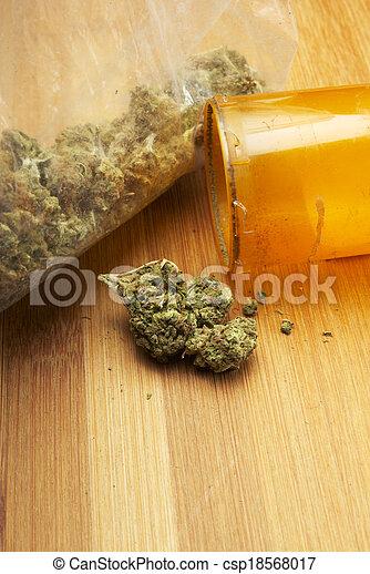 marijuana - csp18568017