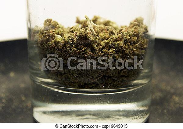 marijuana - csp19643015