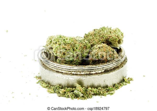 marijuana - csp18924797