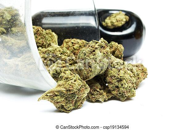 Marihuana - csp19134594