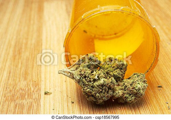 marijuana - csp18567995