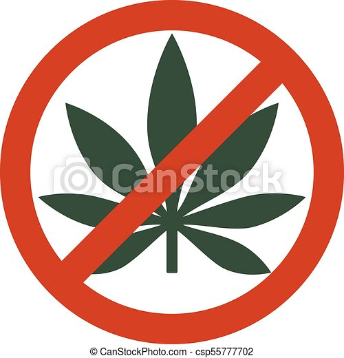 no to weed
