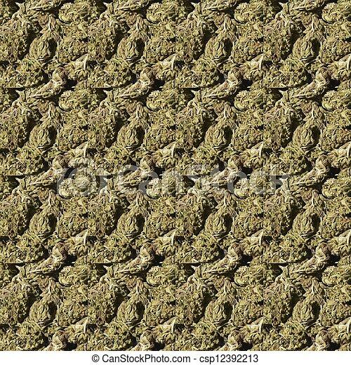 marijuana - csp12392213