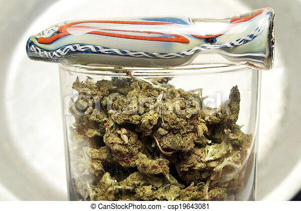 Marihuana - csp19643081