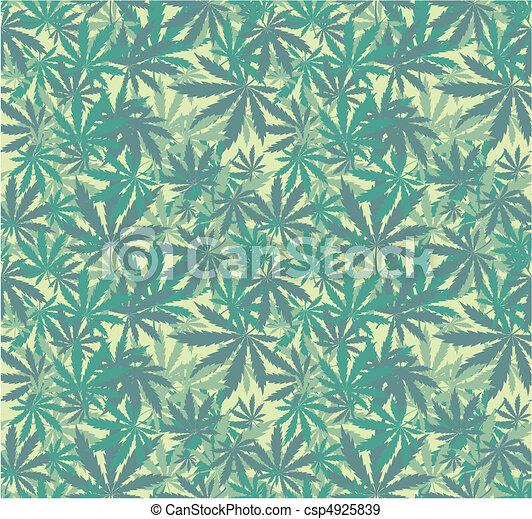 Marijuana Wallpaper Cannabis Seamless Pattern In Vector Format Very