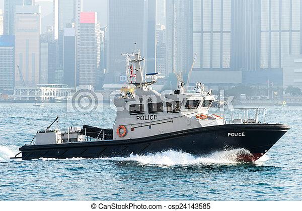 marin, hong, police, kong - csp24143585
