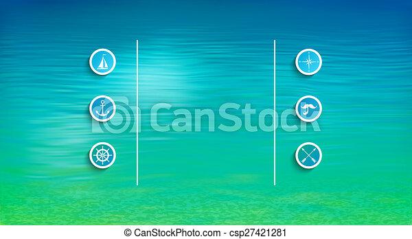 marine template - csp27421281