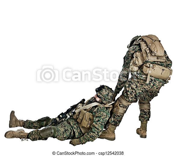 Marines - csp12542038