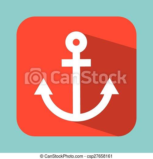 maritime icon - csp27658161