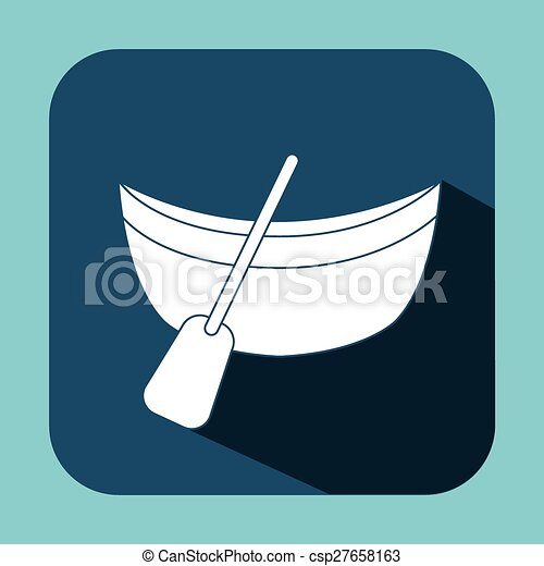 maritime icon - csp27658163