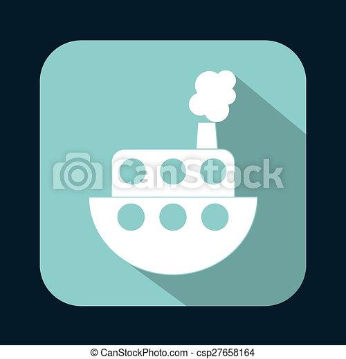 maritime icon - csp27658164