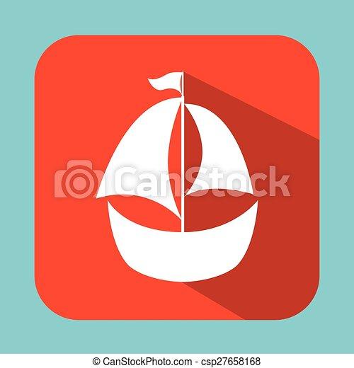 maritime icon - csp27658168