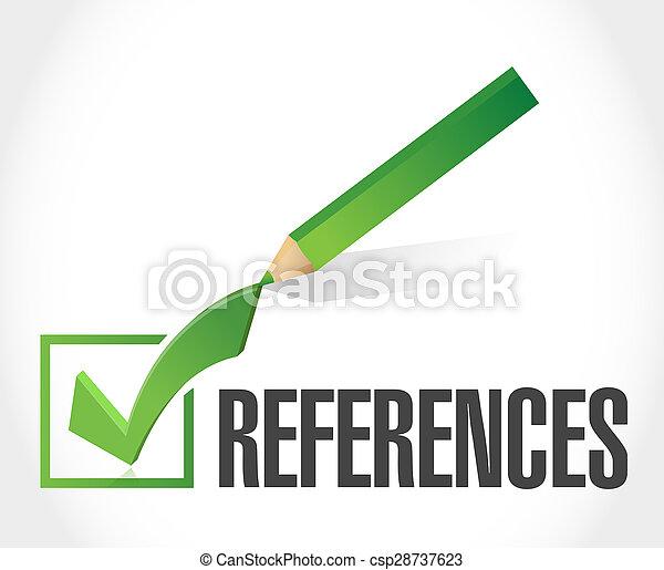 mark, concept, verwijzingen, controleren, meldingsbord - csp28737623