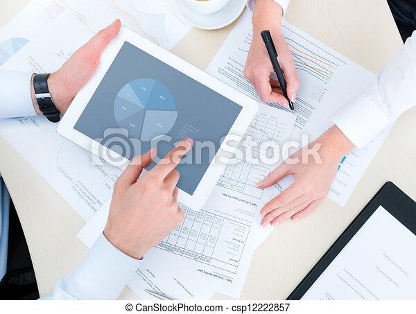 Market research - csp12222857