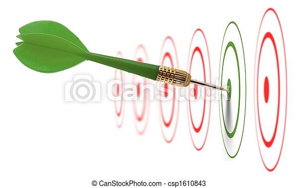 marketing, fogalom, siker, kommunikáció - csp1610843