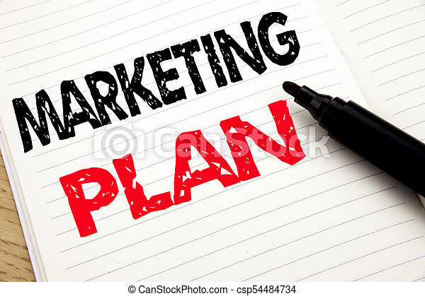 Marketing Plan Business Concept For Planning Successful  Stock