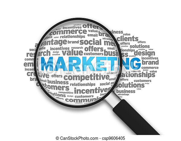Marketing - csp9606405