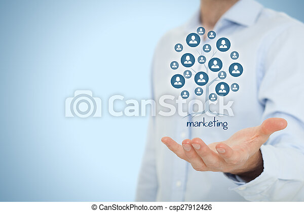 Marketing - csp27912426