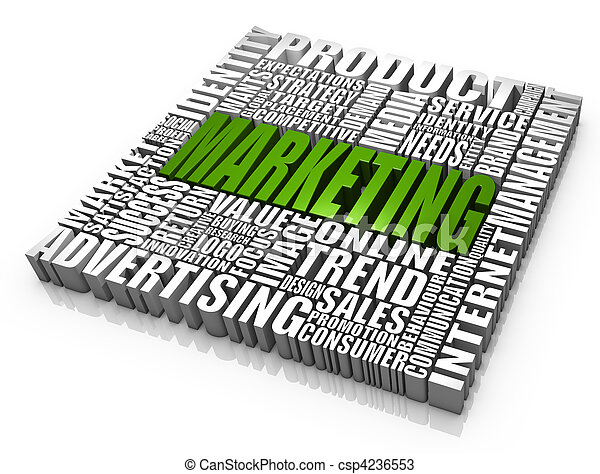 Marketing - csp4236553