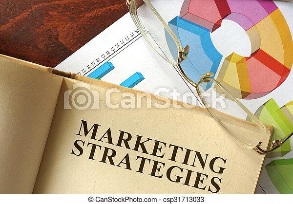 Marketing strategies - csp31713033