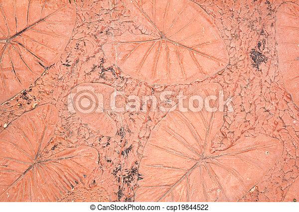marks of leaf - csp19844522