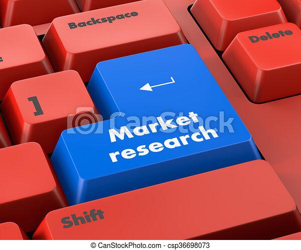 marktonderzoek - csp36698073