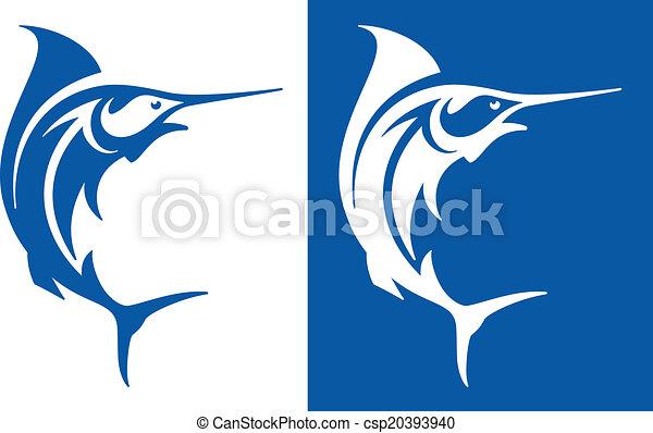 Marlin Fish - csp20393940