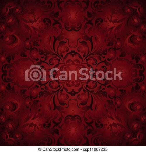 maroon background - csp11087235