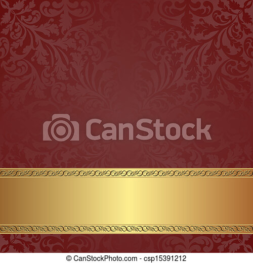 maroon background - csp15391212