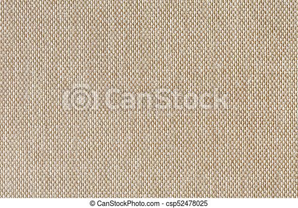 marrom, lona, textura, experiência. - csp52478025
