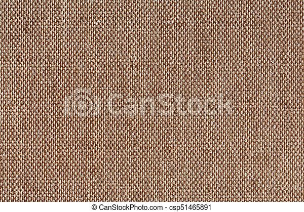 marrom, lona, textura, experiência. - csp51465891