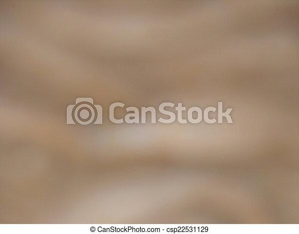 marrone, sfocato - csp22531129