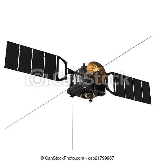 """Spacecraft """"Mars Express"""" - csp21799987"""