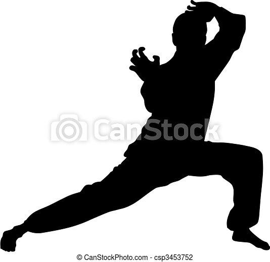 Martial Art - csp3453752