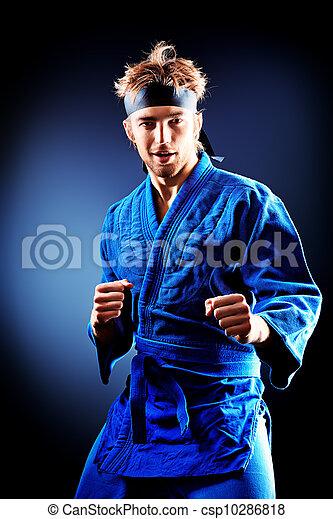 martial arts - csp10286818