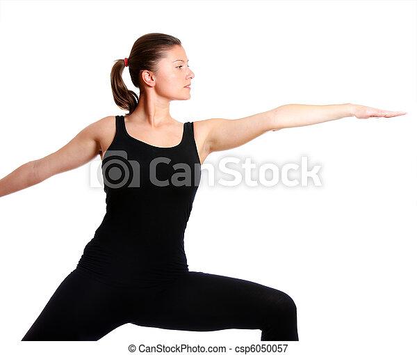 Martial arts - csp6050057