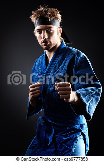martial arts - csp9777858