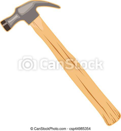 Un martillo - csp44985354