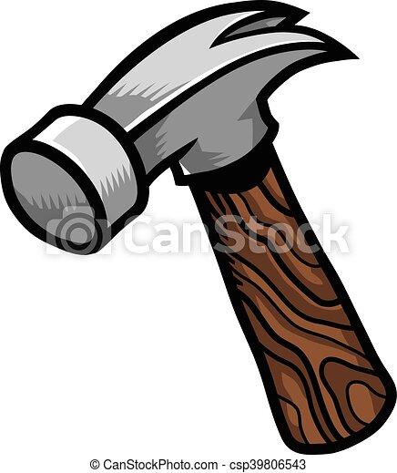 Hammer - csp39806543