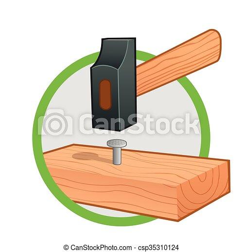 Hammer - csp35310124