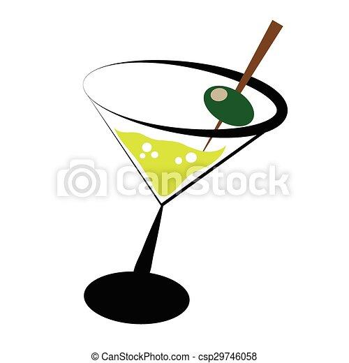 Martini - csp29746058