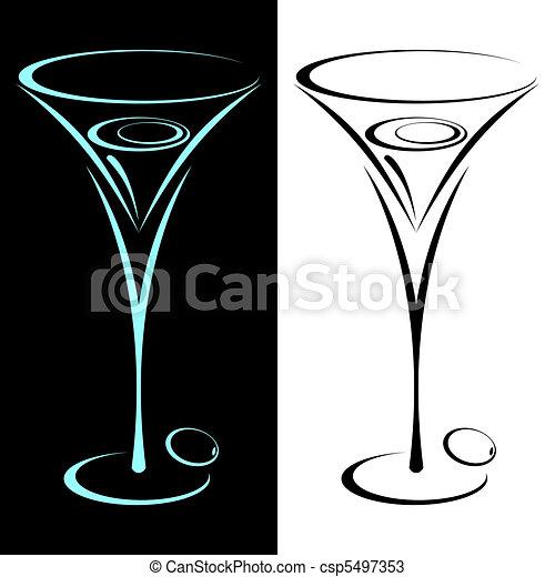 Martini. - csp5497353