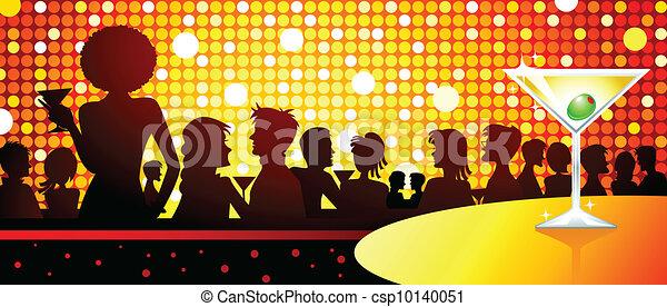 Martini Party - csp10140051