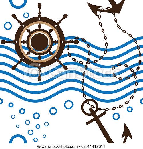 marynarka, seamless - csp11412611