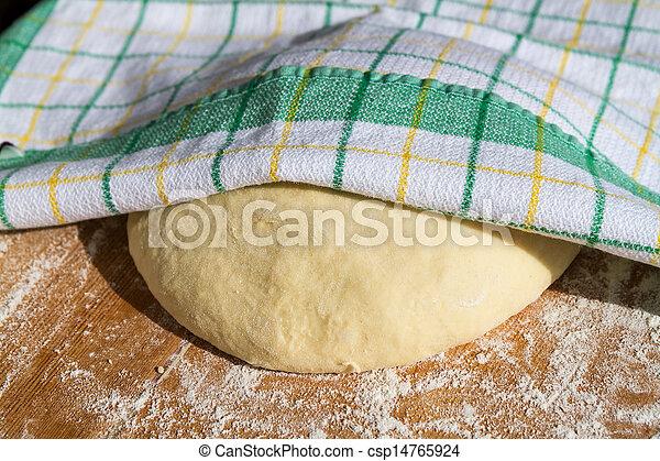 Dough - csp14765924