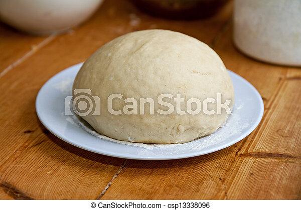 Dough - csp13338096