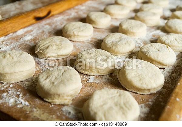 Dough - csp13143069
