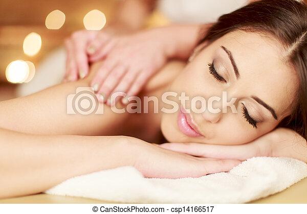 masage - csp14166517